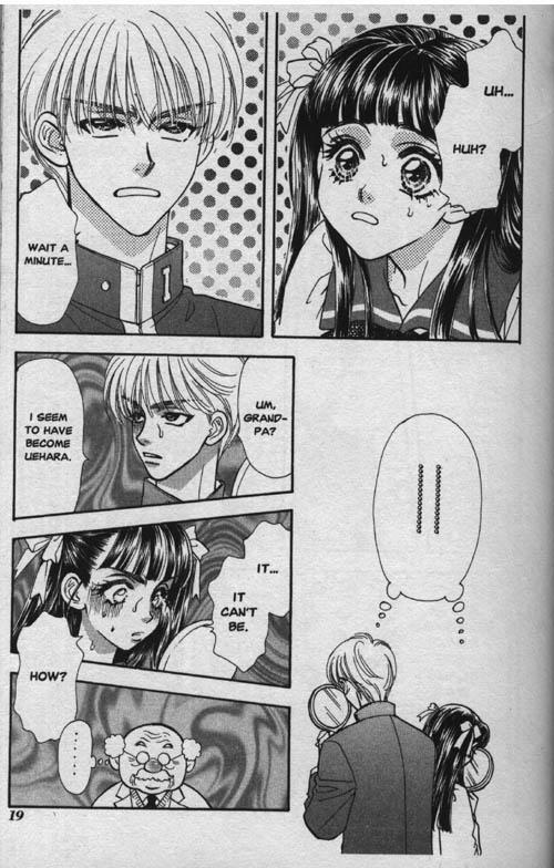 when nanako is in akira#39;s body